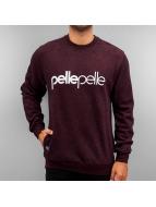Pelle Pelle Pullover Back 2 The Basics red