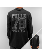 Pelle Pelle Pullover schwarz