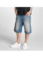Pelle Pelle Short Buster Baggy Denim blue