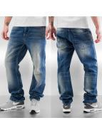 Pelle Pelle Straight Fit Jeans blau