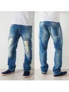 Pepe Jeans Straight Fit Jeans Crunch Regular Fit blau