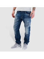 Petrol Industries Straight Fit Jeans blau