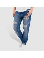 Pieces Boyfriend Jeans pcCaroline blue