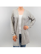 Pieces Cardigan pcPrudence gray