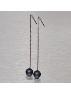 Pieces Earring grey