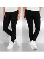 Pieces Legging schwarz