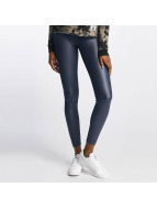 Pieces Leggings/Treggings pcPetra Shiny gray