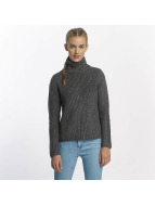 Pieces Pullover pcJerika gray