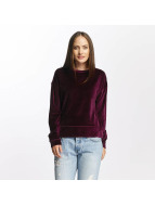 Pieces Pullover pcLura red