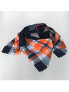 Pieces sjaal blauw