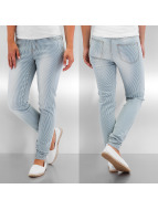 Pieces Skinny Jeans blau