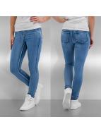 Pieces Skinny Jeans blau