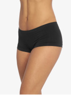 Pieces Underwear Plain Lowcut black