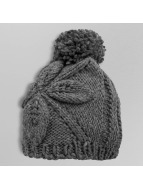 Pieces Winter Bonnet grey