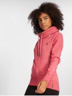 Platinum Anchor Pullover Makena red