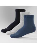 Puma Socks Quarters 3 Pack blue