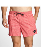 Quiksilver Badeshorts Acid Volley 15 red