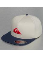 Quiksilver Flexfitted Cap Stuckles Panel beige