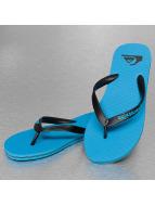 Quiksilver Slipper/Sandaal blauw