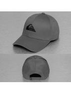 Quiksilver Snapback Cap Decades gray