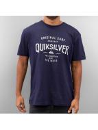 Quiksilver t-shirt blauw