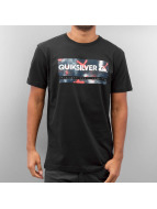 Quiksilver T-Shirt schwarz