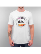 Quiksilver T-Shirt weiß