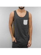Quiksilver Tank Tops Baysick gray