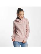 Ragwear Pullover Chelsea Dots pink