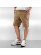Ragwear Short Karel Microchecks beige