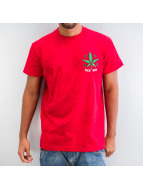Raw Blue T-Shirt red