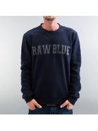 Raw Blue trui blauw