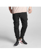 Netted Sweatpants Black...