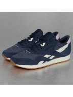Reebok Sneakers CL Nylon WR blue