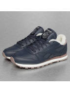 Reebok Sneakers CL Leather Sherpa blue