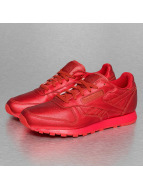 Reebok Sneakers CL Leather Face Fashion red