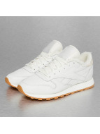 Reebok Sneakers CL Leather Sherpa white