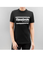 Reebok T-Shirt Iconic black
