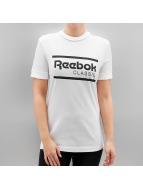 Reebok T-Shirt Iconic white