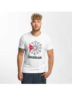 Reebok T-Shirt F GR white