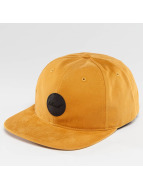 Reell Jeans Flat 6 Panel Cap Ocre