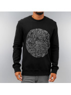 Selected Pullover Tulili black