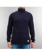 Selected Pullover bleu