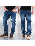SHINE Original Straight fit jeans blauw