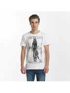 SHINE Original T-Shirt Dusty Photo Print white