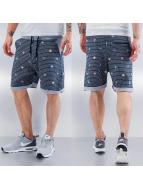 Kaan Shorts Navy/Ash...