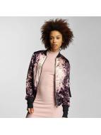 Sixth June Bomber jacket Flower rose