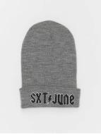Sixth June Hat-1 Sixth June Logo gray