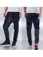 Sixth June Loose Fit Jeans blau