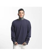 Sixth June Pullover Classic Oversize blue